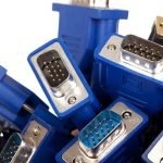 qué es un conector VGA