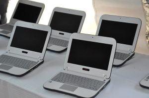 Ordenadores portátiles netbooks, características.