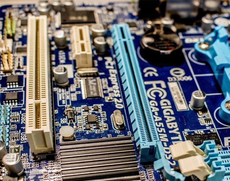 estándar PCI Express