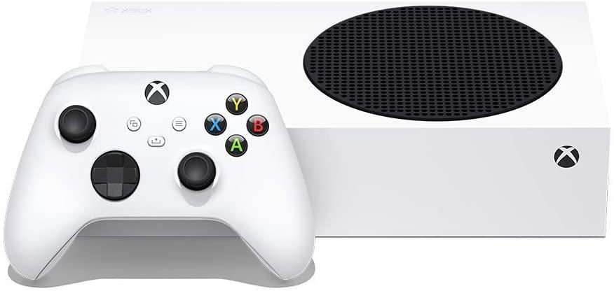 Revisión de la videoconsola Xbox Series S.