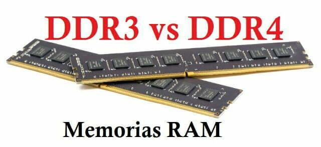 Las Memorias DDR. Enfrentando DDR3 vs DDR4