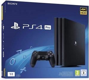 Revisión de PlayStation 4 Pro.