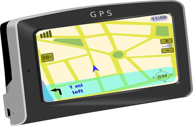 Sistema GPS para Automóviles 2021