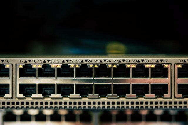 que es un puerto Ethernet