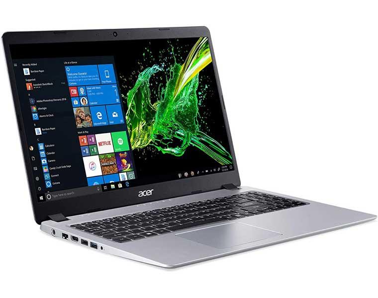 Acer Aspire 5 Slim en Mejores Computadoras Portátiles de Acer