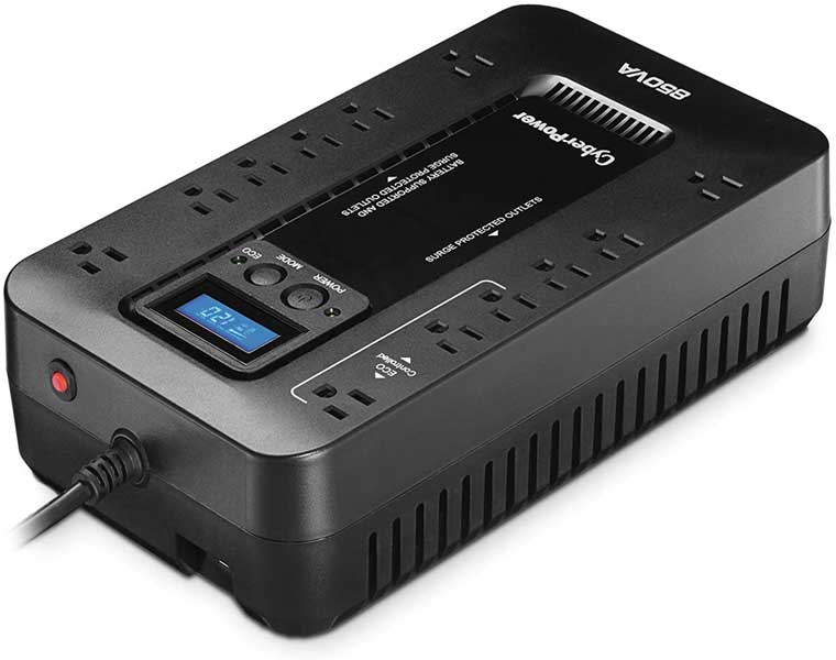 CyberPower EC850LCD