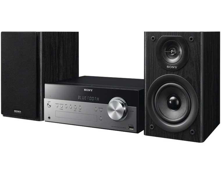 Sony CMTSBT100 Micro Music System en Los Mejores Sistemas de Audio para el Hogar