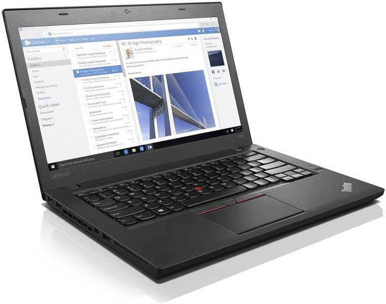 ThinkPad T460 en Las Mejores Computadoras Portátiles de Lenovo