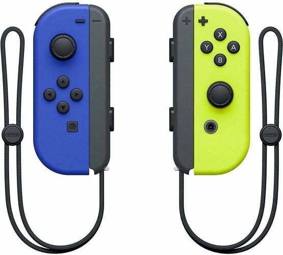 Accesorios para Nintendo Switch, Joy-Cons extras.