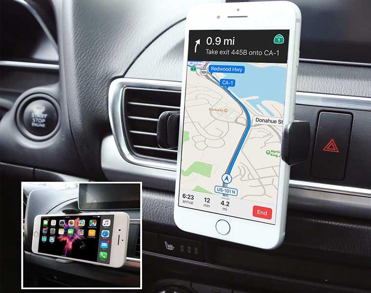 Kenu Airframe Pro en Los Mejores Soportes de Teléfonos para Autos