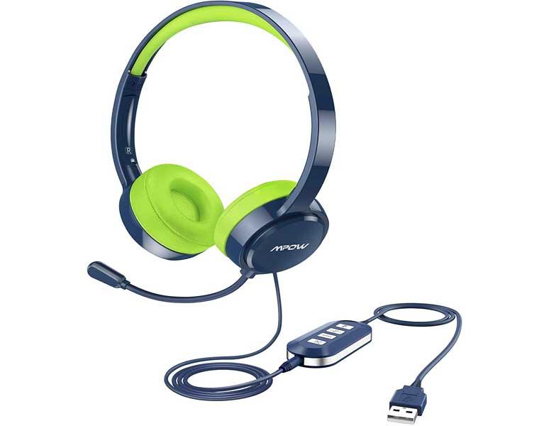 Mpow 071 en Los Mejores Auriculares USB