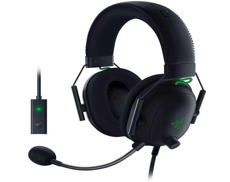 Razer BlackShark V2 en Los Mejores Auriculares USB