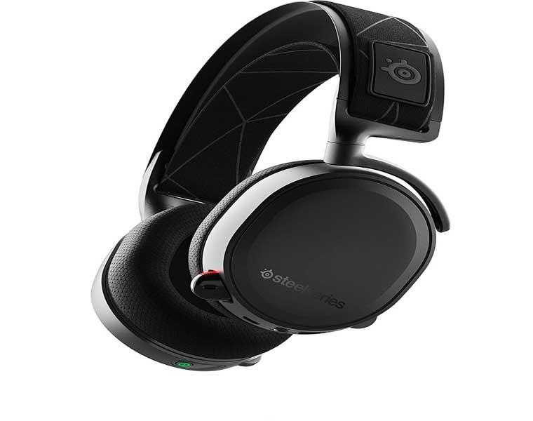 SteelSeries Arctis 7 en Mejores auriculares inalámbricos para juegos